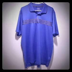Adidas Pure Motion Golf Shirt Men's Large